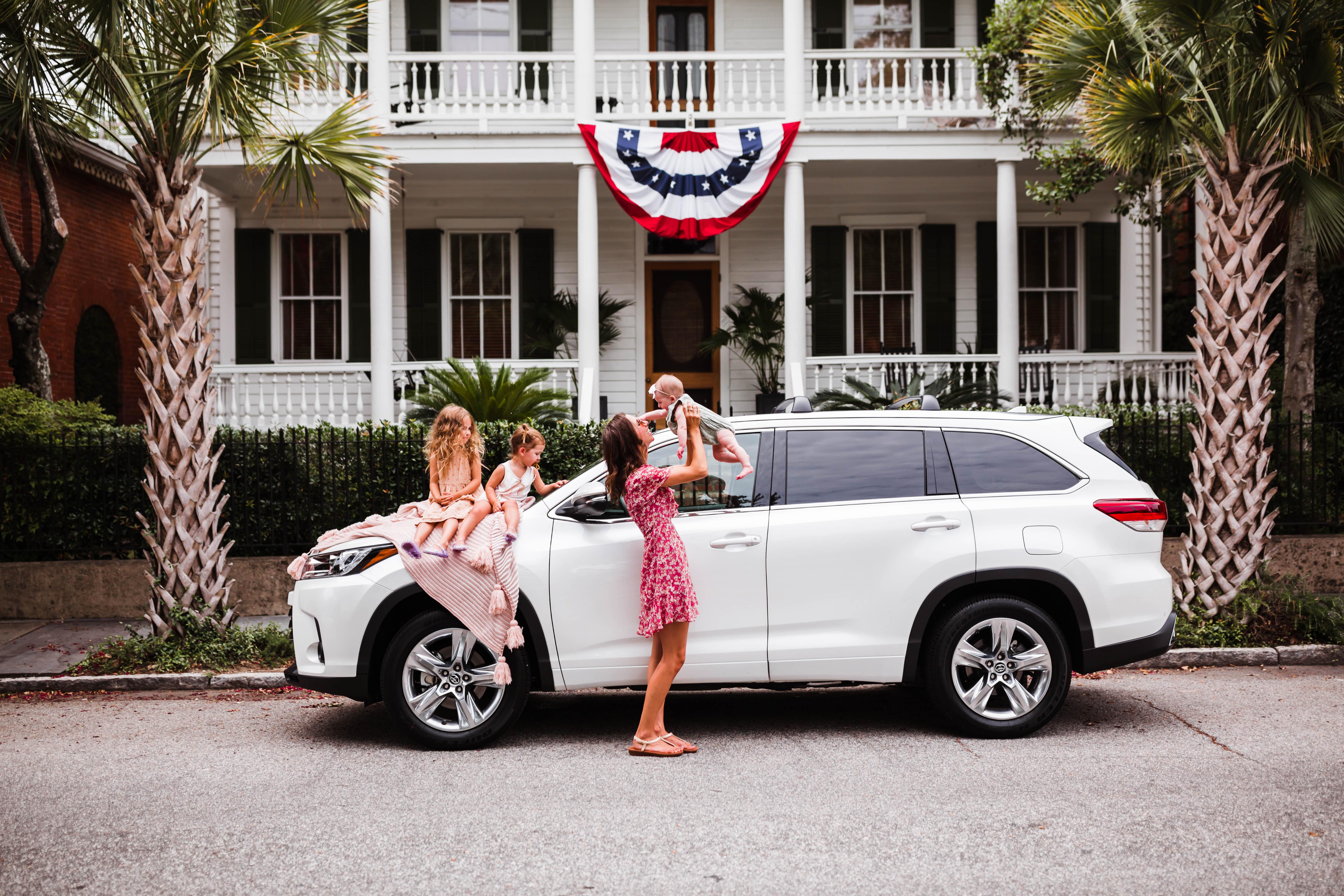 Toyota Of Charleston >> 2019 Toyota Highlander Goes To Charleston Dear November Days